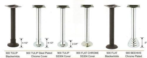 Cast Iron Table Bases (Bolt Down Series)