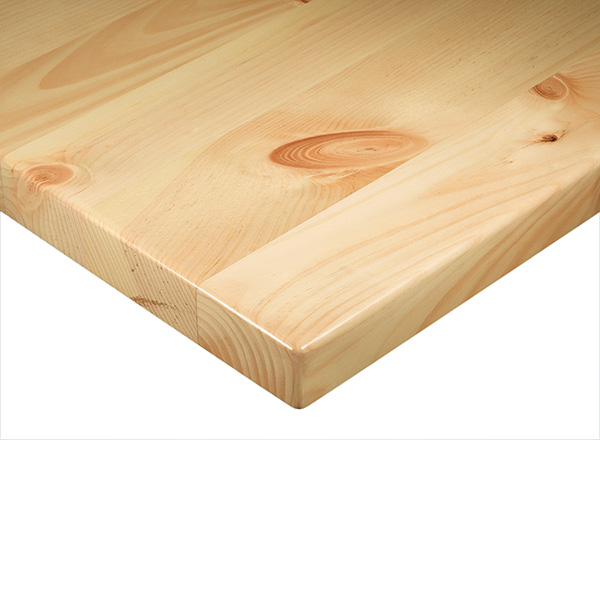 Planked Pine Table Top