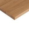Planked White Oak Table Tops